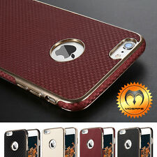 Luxury Leather Shockproof Slim Ultra-Thin Case Cover For Apple iPhone