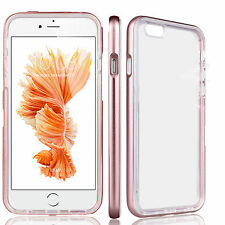 For Apple iPhone 7 / 7 Plus Shockproof Clear Case Ultra Thin Soft TPU