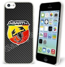 FUNDA CARCASA - Iphone 3-4S-5S-SE-5C-6-6 plus-7-7 plus + 1 LÁMINA REF 192 ABARTH