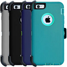 Protective Hybrid Shockproof Hard Case Cover For Apple iPhone 7/ 7 PLU