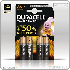 Batterie DURACELL PLUS POWER - 1,5V AA PILE Alcaline Stilo - MN1500 LR6 DURALOCK
