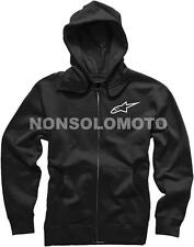 Felpa Alpinestars Moto, Cross, Quad, Enduro Sturdy Zip Fleece Nero