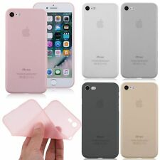 Ultra-Thin Clear Soft Silicone Gel TPU Case Cover For Apple iPhone 7 /
