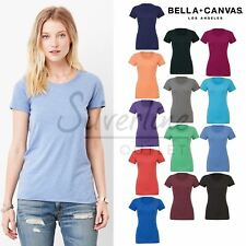 Bella+Canvas Triblend crew neck t-shirt