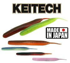 KEITECH SEXY IMPACT ALL SIZES Drop Shot Strong Scent Made in Japan Jig Head Soft