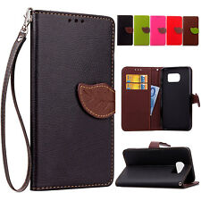 Luxury Fashion Flip Stand Cover Wallet Leather Card Case For Samsung G