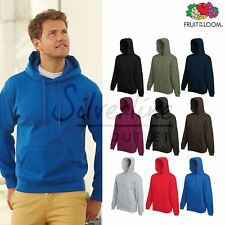 Fruit of the Loom FOTL - Men's Premium 70/30 Hooded Sweatshirt Hoodie Top