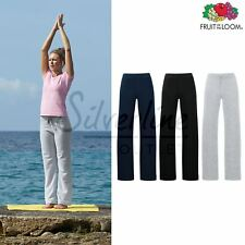 Fruit of the Loom FOTL - Women's Premium 70/30 French Sweatpants Jogging Bottoms