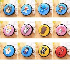 New Cartoon Earphone Case Cover Pouch Carry Bag Memory card Pendrive case etc