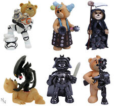 Bad Taste Bears Collectable Hand Finished Figurines - Numbered, Gift Boxed NEW