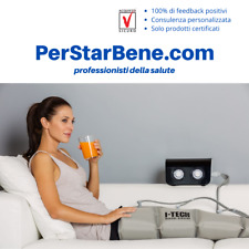 PRESSOTERAPIA PROFESSIONALE I-Press 4 I-TECH - 5 VERSIONI DISPONIBILI - 4 CAMERE
