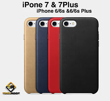 Slim Luxury PU Leather Ultra-thin Back Case Cover For Apple iPhone 7/