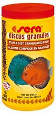 SERA Disco Gránulos * 12G, 100 ml, 250ml, 500ml, 100ml, 4,2kgbucket
