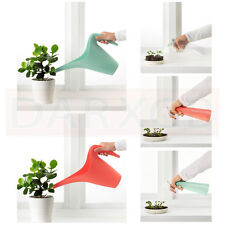 Lightweight Garden Greenhouse Watering Can Rose Plants Water Spray Bottle NEW