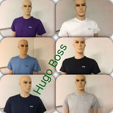 Hugo Boss Green Level Crew Neck Short Sleeve Polo T-Shirt For Men