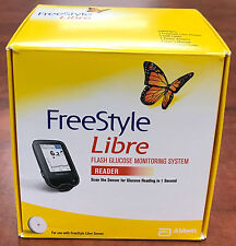 Freestyle Libre Reader Flash Blood Glucose Monitoring System Mg/dL