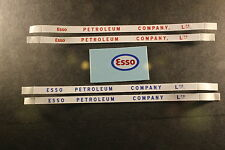 BUDGIE No 270 ESSO TANKER TRANSFERS/DECALS/STICKERS