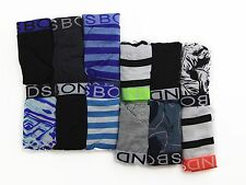 9 PACK x BOYS BONDS KIDS UNDERWEAR BULK TRUNKS TRUNK BOYLEG BOXER SHORTS SIZE