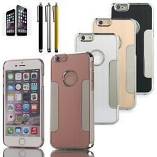 Luxury Slim Aluminum Metal Shockproof Hard Case Cover For Apple iPhone