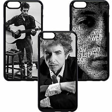 Bob Dylan Musician Old Photograph Case Cover For iPhone 4/4S 5/5S/5C 6/6+/6S/6S+
