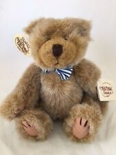 Ganz Heritage Collection Plush Winthrop Jointed Teddy Bear H2576 New with Tags