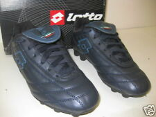 "LOTTO-""CLASSE HG JR""-SOCCER CLEATS- NAVY #G4177 NEW"