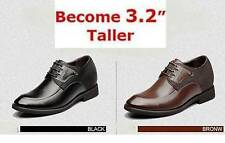 Men 3.2 inches Elevator Height increasing shoes Classy Comfortable Fast Shi