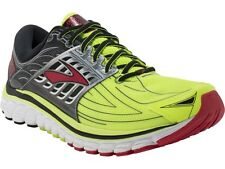 Brooks Glycerin 15 Mens Running Shoes Trainers Sport Gym Sneakers - Yellow