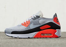 2017 Nike Air Max 90 Flyknit Infrared PRE-ORDER 881109-100 Size 8-13 LIMITE