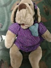 VINTAGE 1981 WRINKLES PUPPET HERITAGE COLLECTION WITH EAR TAG