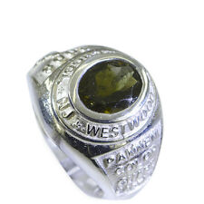 handsome Tourmaline Silver Multi Ring jaipur L-1in IN 7,8,9
