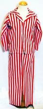 World Book Day-The Midnight Gang-Peter Pan STRIPED PYJAMAS COSTUME All Sizes