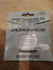 SHIMANO DURA-ACE CHAIN 5x PINS GENUINE 10 SPEED CN-7801 CN-6600