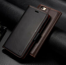 Luxury Flip Cover Wallet Card Leather Back Case Stand For Apple iPhone