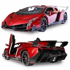 Sunshine Gifting Lamborghini Remote Control Car, Opening Doors, Rechargeable