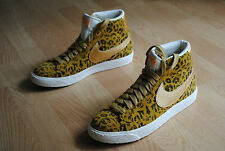 Nike Americana High LTHR 37,5 38 38,5 Vintage dunK LEOPARDO jOrDan aIR FoRcE 1