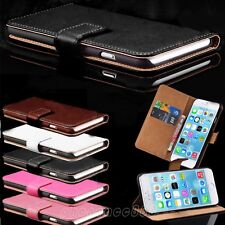 Luxury Magnetic Flip Wallet Leather Stand Case Cover For iPhone 7 Plus