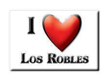 MEXICO SOUVENIR FRIDGE MAGNET RECUERDO IMAN DE NEVERA I LOVE LOS ROBLES