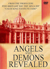 Angels And Demons Revealed (DVD, 2005)