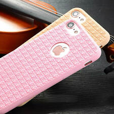 Ultra Slim Rubber Soft TPU Silicone Back Case Cover for Apple iPhone 7