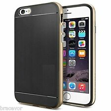 Bracevor Neo Hybrid Bumper Back Case for Apple iPhone 6 /6s  - Golden