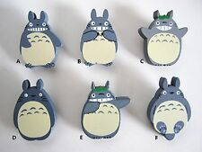 Studio Ghibli My Neighbour Totoro Cute Bag T-shirt Wooden Badges Pin Souvenir