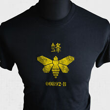 Breaking Bad Golden Moth Chemical Logo T Shirt Walter White Meth Jesse Pinkman