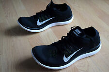 Nike Free Flyknit 4.0 44 Pieds nus Courant Chaussures de course run 2 631053 001