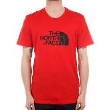 X The North Face Easy Tee - TNF Red