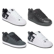 DC Shoes Court Graffik SE Herren Low Cut Sneaker vulkanisiert Skate Schuhe NEU