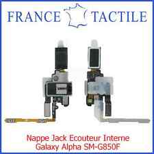 Nappe Jack Ecouteur Interne Micro Bouton Volume Samsung Galaxy Alpha SM-G850F