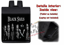 MOCHILA BLACK SAILS SERIE James Flint backpack rucksack ES