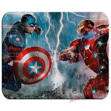 TAPPETINO CIVIL WAR AMERICA IRONMAN GRANDE mousepad mouse es