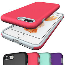 Shockproof Armor Hybrid Rugged Rubber Hard Case Cover for Apple iPhone